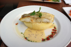 Duffys-Malahide-best-food-in-Dublin-Roast-Cod-with-Creamy-Wholegrain-Mustard-Sauce