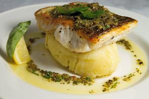 Roast-Hake-with-Salsa-Verde-Duffys-Malahide-best-food-in-Dublin