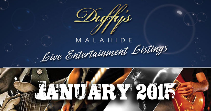 Live-Music-tonight-in-Malahide-January-2015---Duffys-Band-Listings