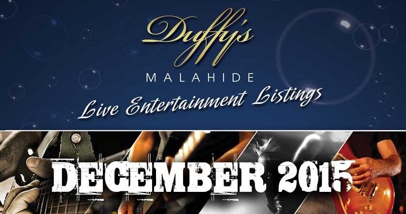 Christmas-Nights-Out-in-Dublin-December-2015---Duffy's-Live-Bands-Listings