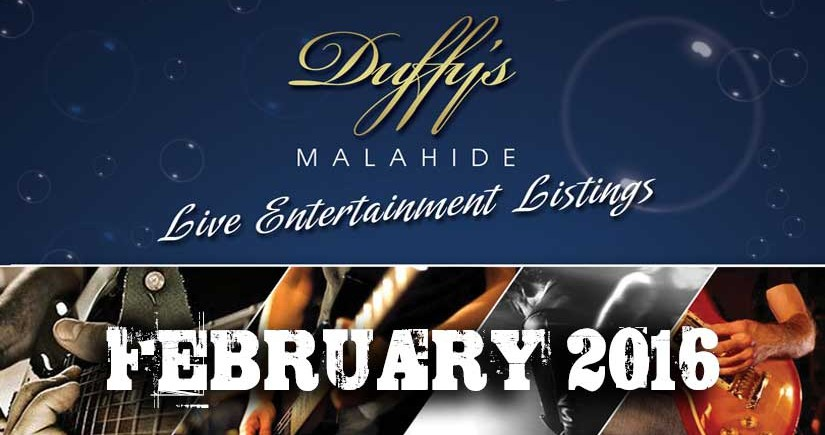 Best Music In Dublin Tonight - Duffy's Pub Malahide