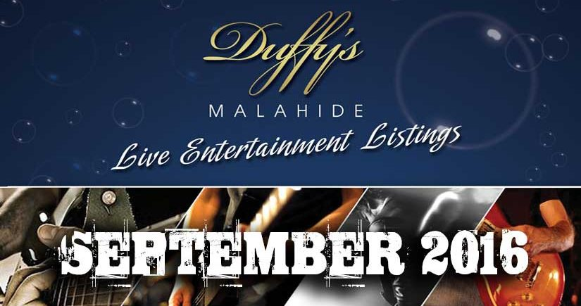 Dublin's Best Live Music Venue - Duffys Pub Malahide