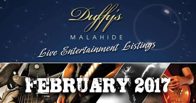 Duffy's-Malahide-presents-the-Best-Live-Music-in-Dublin-this-weekend