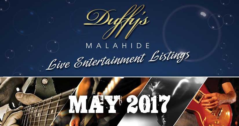 Live Music Gigs in Dublin this Weekend Duffy's May'17