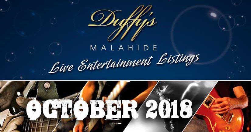 Gigs-in-Dublin-tonight Oct 2018