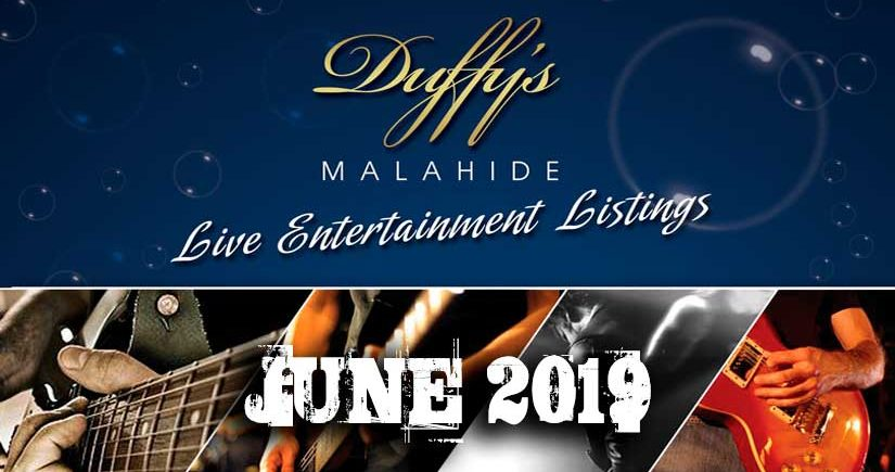 Music in Malahide tonight - Duffy's Pub Live Bands Listings June 2019